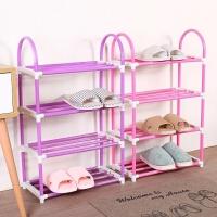 鞋架 鞋柜创意收纳置物架 客厅宿舍组合鞋架