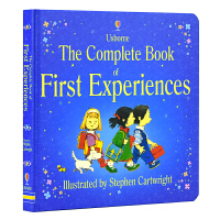 Usborne The complete Book of First Experiences 幼儿生活场景故事集 3~