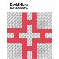 正版 David Hicks Scrapbooks 大卫・希克斯剪贴簿 英文原版