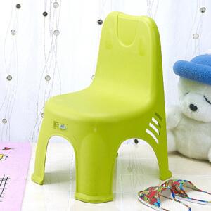 凳子 时尚儿童塑料凳子时尚创意加厚型可爱卡通宝宝小矮板凳靠椅子满额减限时抢礼品卡创意家具