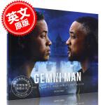 预售 双子杀手 双子煞星 电影艺术画册设定集 英文原版 Gemini Man The Art and Making o
