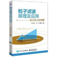 【二手旧书8成新】粒子滤波原理及应用MATLAB仿真 黄 电子工业出版社9787121310461