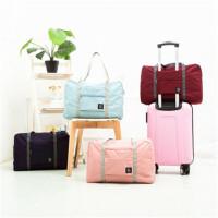 茉蒂菲莉 旅行包 男女韩国旅行收纳袋折叠手提单肩行李包登机箱包