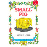 Small Pig小猪(I Can Read,Level 2)ISBN9780064441209
