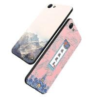 诺基亚6手机壳 诺基亚6手机套 nokia6 指环壳 手机保护套壳 个性挂绳全包浮雕彩绘防摔硅胶软套
