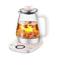 苏泊尔(SUPOR)养生壶 电水壶家用花茶壶煮黑茶隔水炖燕窝养生壶1.5L 电热水壶 SW-15S35A