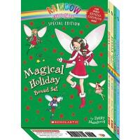 【预订】Rainbow Magic Special Edition: Magical Holiday Boxed Se