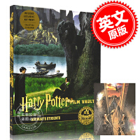 现货 英文原版 哈利波特电影艺术宝典卷4:霍格沃茨的学生 精装 影视周边 Harry Potter:Film Vault