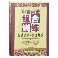 中考英语组合训练 阅读理解+短文填词