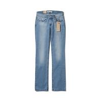 Levis/李维斯 女款牛仔裤春夏新款天蓝色薄牛仔裤