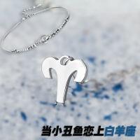 2018新款纯银脚链女生日韩版个性简约学生森系清新时尚生日礼物