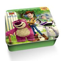 迪士尼卡通全明星铁盒拼图书:玩具总动员3・逃离幼儿园