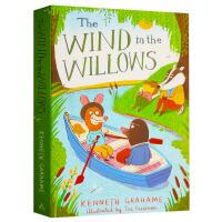柳林风声 英文原版小说 The Wind in the Willows 哈利波特作者推荐 经典儿童文学读物 中小学生英语