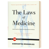 医学规律 The Laws of Medicine 英文原版 英文版进口原版英语书籍 Siddhartha Mukher