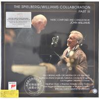 现货 [中图音像]约翰・威廉斯与斯皮尔伯格 天作之合三(透明彩胶版) 2LP The Spielberg/Willia