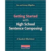 【预订】Getting Started with High School Sentence Composing: A