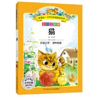 猫:语文新课标 中小学生必读丛书 快乐读书吧 彩绘注音版