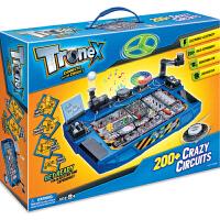 电科学200合1香港Tronex儿童科学实验科技小制作科普diy学习用品科教益智玩具总动员8-12岁男孩女孩子进口电动