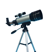 天文望远镜高倍180单筒配寻星镜大口径70mm高清儿童生日礼物玩具