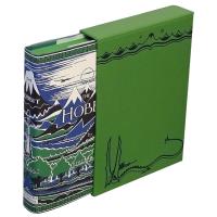 霍比特人80周年盒装纪念版 珍藏初版 英文原版 托尔金 霍比特人魔戒前传Hobbit Facsimile First E
