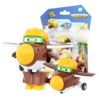 奥迪双钻超级飞侠玩具迷你变形机器人全套装小飞侠玩具 金刚