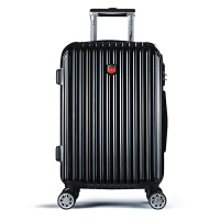 SWISSGEAR瑞士军刀万向轮拉杆箱商务旅行箱大容量行李箱登机箱20\24\28英寸