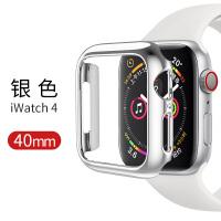 适用apple watch智能苹果手表保护壳防摔防划PC硬壳iwatch 4代新款保护