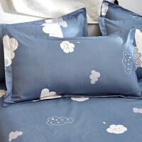 枕套 枕套单人枕头套床上用品一对拍 二 48cmX74cm