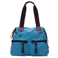 帆布包女包 潮大包包手提包单肩包斜挎包休闲包背包女