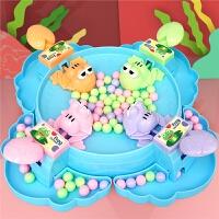 青蛙吃豆豆游戏益智桌面吃豆玩具亲子互动训练专注力桌游