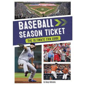 【预订】Baseball Season Ticket: The Ultimate Fan Guide 预订商品,需要1-3个月发货,非质量问题不接受退换货。