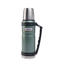 户外运动水杯保温壶304不锈钢水壶便携登山水杯