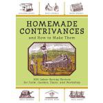 【预订】Homemade Contrivances: 1001 Labor-Saving Devices for Fa