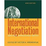 【预订】International Negotiation 9780787958862