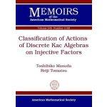 【预订】Classification of Actions of Discrete Kac Algebras on I