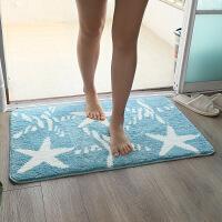 【人气宝贝】放心购 卫生间吸水地垫卧室厨房脚垫子卫防滑垫子门口厅进门垫【】