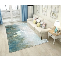 ins风北欧客厅地毯沙发茶几垫 大可爱面积飘窗卧室床边毯满铺 长400cm X宽200cm