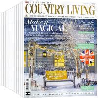 英国 COUNTRY LIVING 杂志 订阅2020年 E80 乡村田园生活别墅家居设计