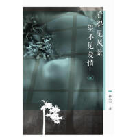 【二手书8成新】看得见风景 望不见爱情 孙小宁著 9787108043184