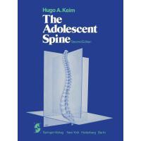 【预订】The Adolescent Spine