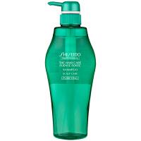日本资生堂洗发水护理道芬芳头皮护理净透控油洗发露500ml无硅油