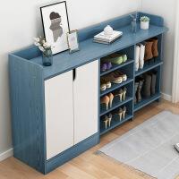 【一件3折】家用门口鞋柜简约现代收纳储物柜经济型进门玄关柜省空间