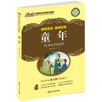 大悦读升级版 童年 高尔基人生三部曲之一 语文新课标必读丛书