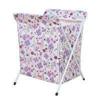 蜗家 脏衣篮 折叠脏衣篓储物桶大号脏衣服收纳筐布艺家用洗衣篮