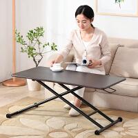 【用券下单立减100】家逸 多功能简约可折叠桌子 创意电脑桌餐桌书桌高度可任意升降