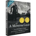 当怪物来敲门 英文原版小说 A Monster Calls 派崔克・奈斯 恶魔呼唤电影原著 获奖童书 青少年课外读物