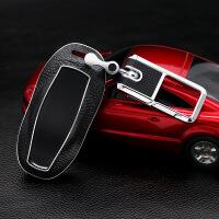 汽车钥匙包钥匙包适用于特斯拉model 保护壳s modelx钥匙套