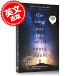 现货 通往一颗愤怒小星球的漫漫长路 Wayfarers系列1 The Long Way to a Small, Ang