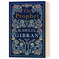 先知 The Prophet 英文原版 纪伯伦哈利勒 Kahlil Gibran Alma Classics 英文版进口