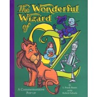 Wonderful Wiard of OZ 绿野仙踪(经典立体书收藏)9780689817519